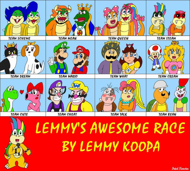 Lemmys Awesome Race